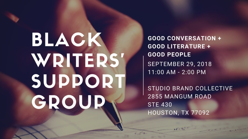 Black Writers Support Group